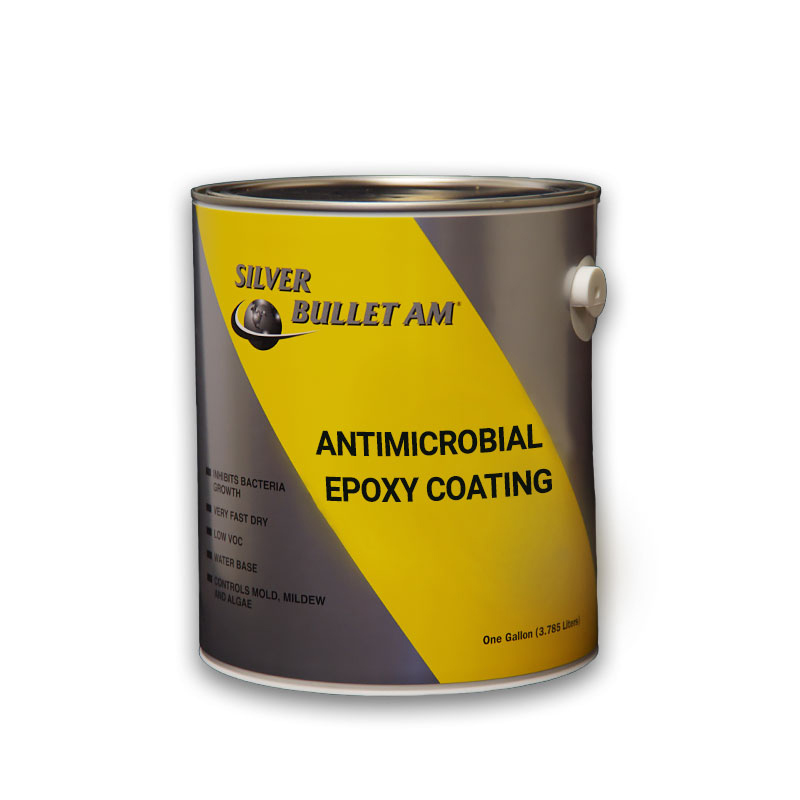Agion Antimicrobial Epoxy Coating System Bacteria Mold