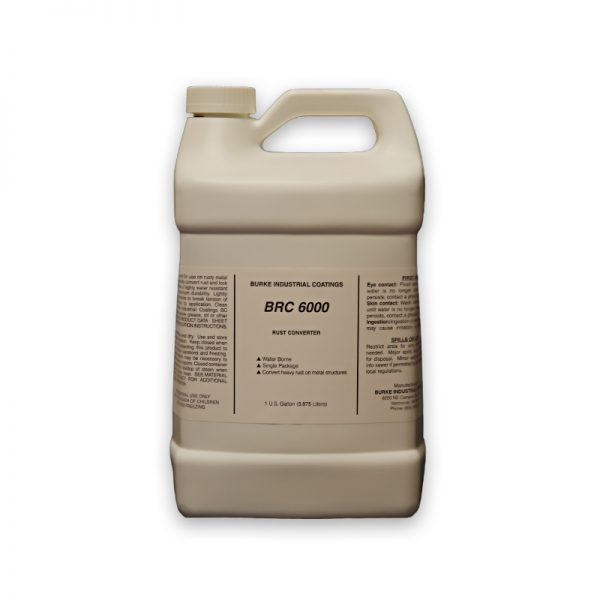 Rust Conversion Primer Chemically Converts Rusty Metal BRC 6000