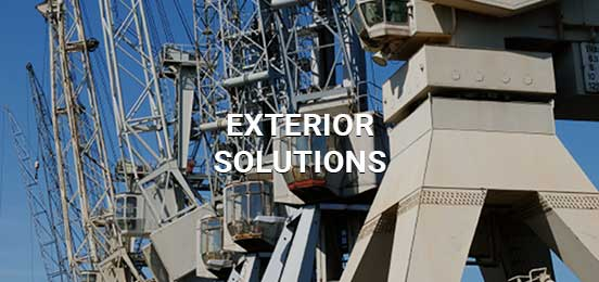 Exterior Coatings Product Solutions